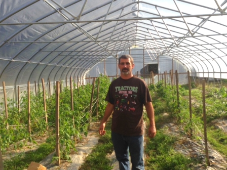 From Digging Coal to Digging Potatoes: One Miner Tries his Hand at Farming
