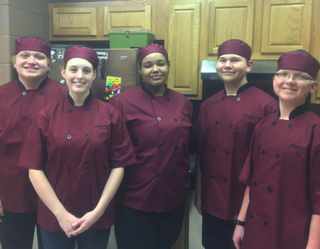PHS-Cooking-Team