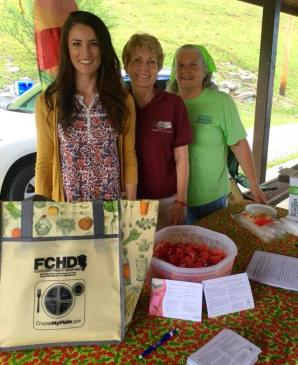 Floyd County Health Department: Health and Food