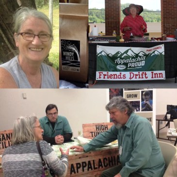 Breaking Beans Radio #17: Friends, Markets, and Grow Appalachia
